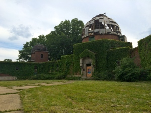 The Abandoned Warner & Swasey Observatory